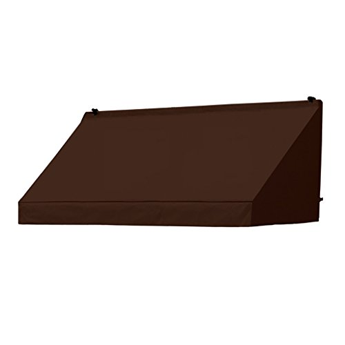 (Awnings in a Box 3020743 Aluminum Window, 6', Cocoa)