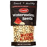 Galil Watermelon Seeds, Roasted and Salted, 6 Ounce