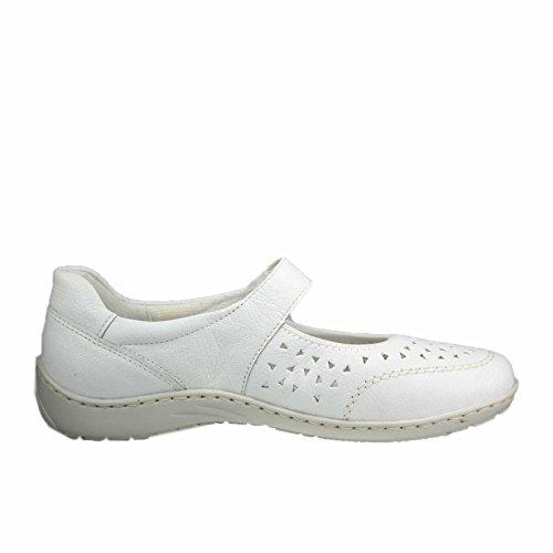 Jenny Damen Glasgow Slipper Weiß (Weiss)