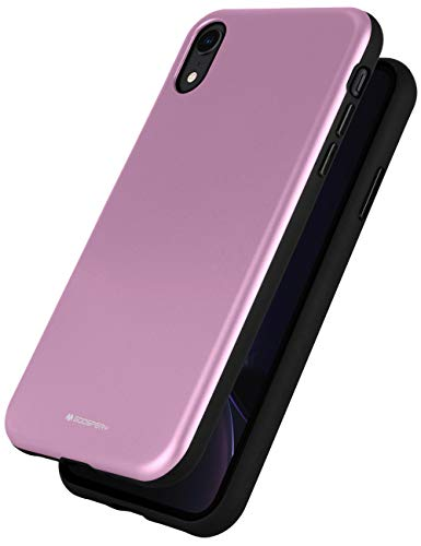 Goospery Skinny Bumper Hybrid Case for Apple iPhone XR (Lilac Purple) IP9-SKNB-PPL ()