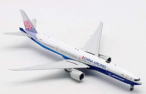 Aviation 1/400 完成品 中国 China Airlines Boeing 777-300ER B-18007 Ro