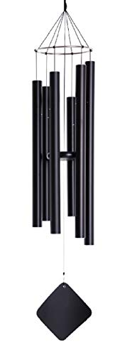 """Music of the Spheres - Pentatonic Mezzo, Handcrafted, Precision Tuned, Weather-resistant, Wind Chime, 38"""" -  PM"""