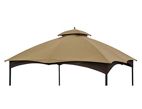 ALISUN Replacement Canopy Top for Massillon 10 x 12 Gazebo Model L-GZ933PST