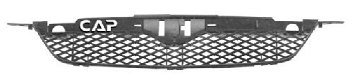 OE Replacement Mazda Protege Grille Assembly (Partslink Number MA1200155)