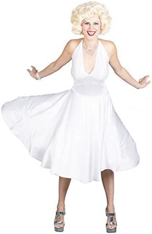 Marilyn Monroe vestido del tamaño S / M: Amazon.es: Juguetes y juegos