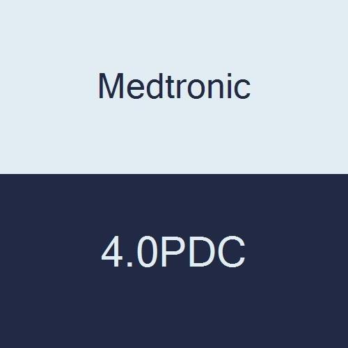 (Covidien 4.0PDC Tracheostomy Tube, Pediatric, Cuffed, 41 mm Length, Size 4.0 )