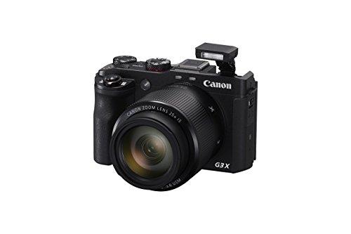 Canon PowerShot G3 X Digital Camera w/ 1-Inch Sensor and 25x