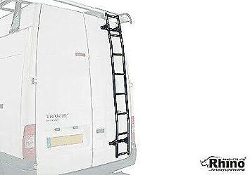 Van Demon Rhino - Escalera para Puerta Trasera de Renault Master (98-10) [H2]: Amazon.es: Coche y moto