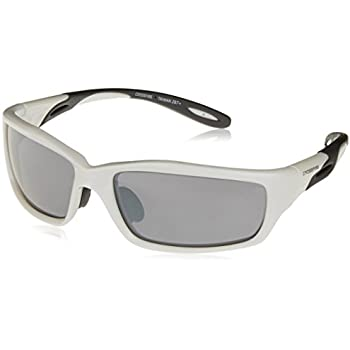 Crossfire 2243 Infinity Safety Glasses Silver Mirror Lens - Pearl ...