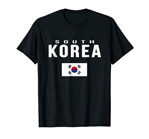 South Korea T-shirt South Korean Flag