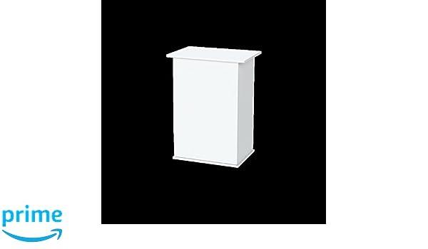 Ciano Acuario Emotions Pro - Mueble para acuariofilia Blanco 60: Amazon.es: Productos para mascotas