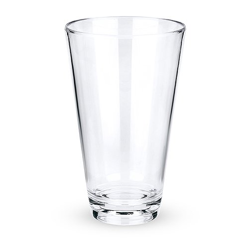 (True 4448 Shatterproof Plastic Pint Glass, 4