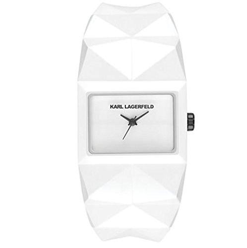 karl-lagerfeld-kl2612-white-rubber-pyramid-ladies-watch