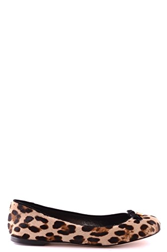 de piel Gabbana potro planos de MCBI099184O para beige mujeres E Dolce ngqCIBB