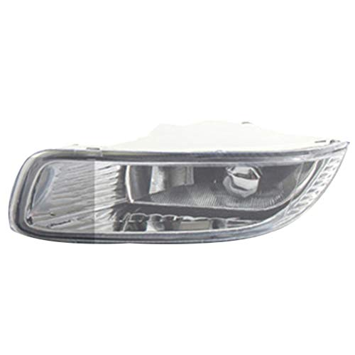 (Xuanhemen for Toyota Corolla 2003-2004 Front Left Side Driving Lamp Car Clear Lens Fog Light 8121002060 TO2592107)