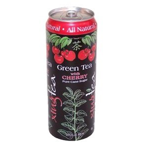 Xing Tea Cherry (12x23.5Oz) by Xing Tea Cherry (12x23.5Oz)