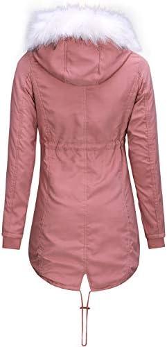 Amazon.com: Jamickiki - Chaqueta con capucha para mujer, de ...