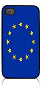 HeartCase Hard Case for Iphone 4 4G 4S (The European Union flag )