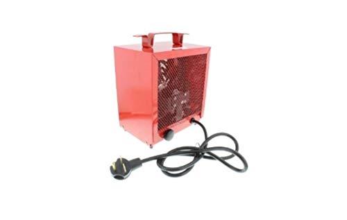Comfort Zone 5000 Watt 240V Portable Industrial Heater CZ20