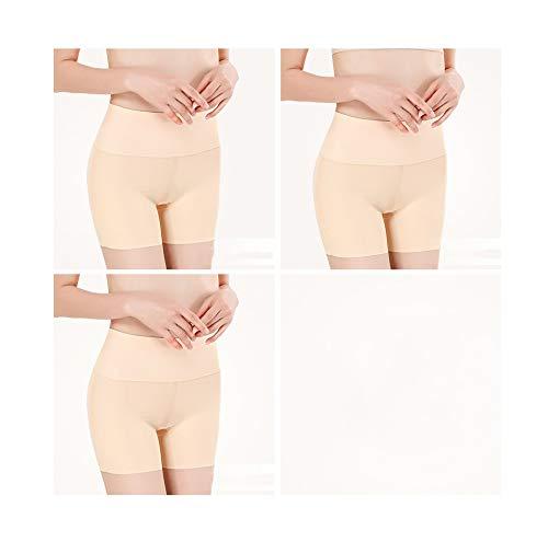 Vita Angolo A Assicurazione Alta Di Giallo Continuità Intima Quattro Delle Biancheria Pantaloni Zzyqing Donne 3 Sicurezza Tentazione Sexy Pantaloncini Angoli z04Zpqn