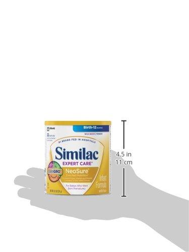 Similac Neosure Infant Formula With Iron Powder 13 1