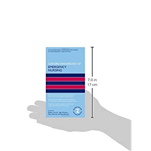 Oxford Handbook of Emergency Nursing 2/e (Oxford Handbooks in Nursing)
