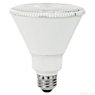 TCP LED12P30D30KFL - 12 Watt - PAR30 - Dimmable - Medium Base - 25,000 Hour - 3000 Kelvin - Flood - LED Light Bulb