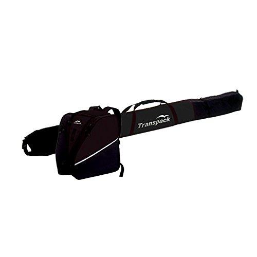 (Transpack Alpine Sport Ski Bag & Boot Backpack Set)