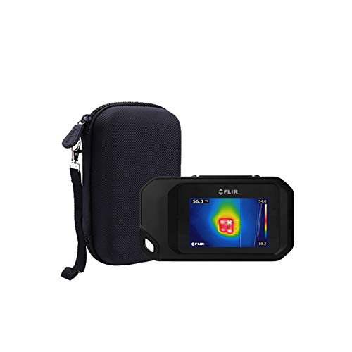 Hard Carrying Case for FLIR C2/C3 Compact Thermal Imaging System by Aenllosi