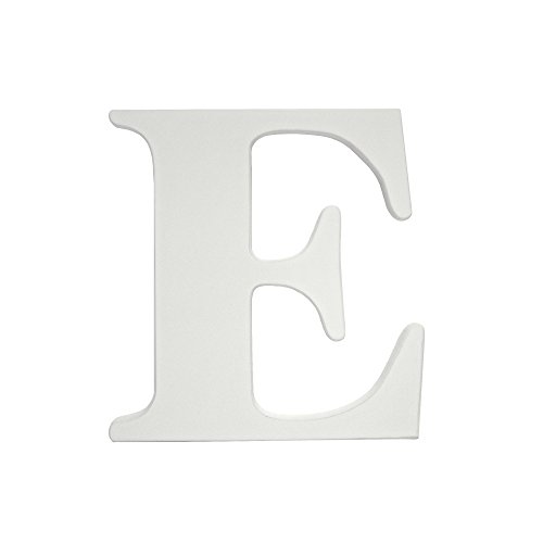 white-uppercase-wood-letter-e-wall-hanging