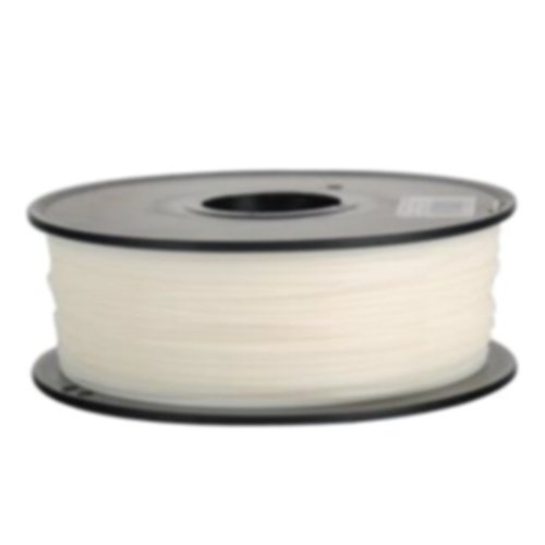 White PLA 3D Printer Filament 1.75mm 1Kg Roll Anet