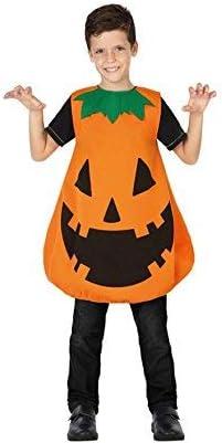 Atosa 26577 Disfraz calabaza 10-12 años, talla niño , color/modelo ...