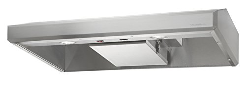 Vent-A-Hood SLH6-K36 BL K-Series Under Cabinet Range Hood...