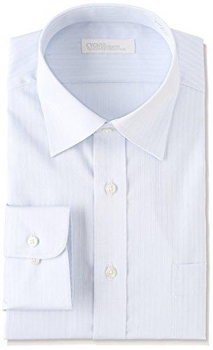 瞬時に間接的名前(ヤマキ) YAMAKI CYGNUS 超形態安定加工ビジネスワイシャツ(Ag fresh プラス) カラ-RG 40サイズ