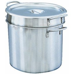 Vollrath Company 77070 Double Boiler with Cover, 7-Quart