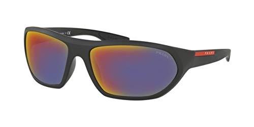 Prada Linea Rossa 0PS 18US Gafas de sol, Matte Black, 65 ...