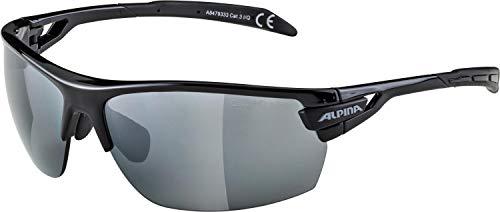 Alpina Sportbrille TRI-SCRAY, Schwarz, Einheitsgröße