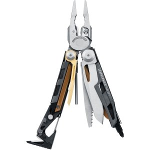 Leatherman MUT Stainless Steel Multi Tool w/ Black Molle Sheath 850112, Outdoor Stuffs