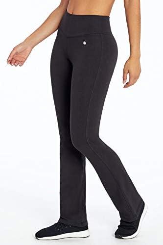 Bally Total Fitness - Pantalón de Control de Barriga para Mujer, 81 cm 4