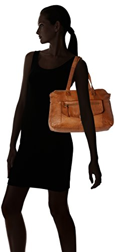 Mocca Bag menotte Pieces Marron Leather Noos Pcabby Sacs qx0ET0g7