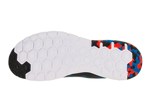 ... Nike Menns Flex Erfaring Rn 4 Prem Løpesko Bilde Blå / Svart / Hvit /  Total ...