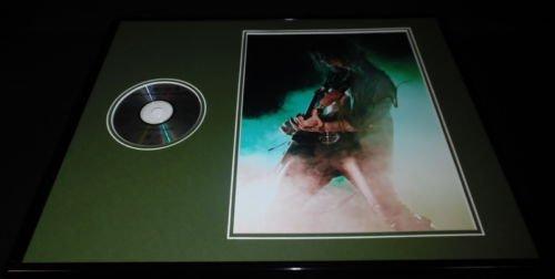 Dave Navarro Signed Framed Jane's Addiction 16x20 CD & Photo Display AW