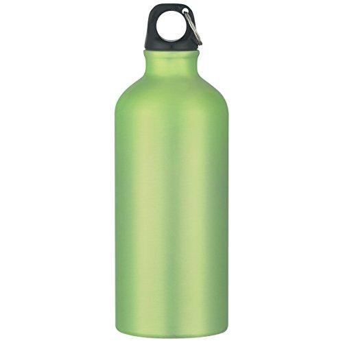 "Logotastic 5701-GN8 Tundra Aluminum Bike Bottle(36 Pack), 19""/16.5 oz/20 oz, Green from Logotastic"