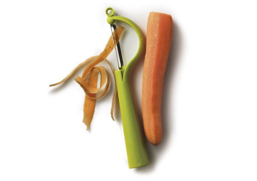 Tupperware Vertical Peeler, Lime Green ()