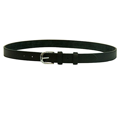 Winners Outer Wear Leather Belt with Stirrup Buckle