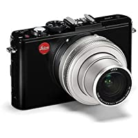 Leica D-Lux 6 12.7 Digital Camera with 3-Inch TFT LCD (Glossy Black/Silver)
