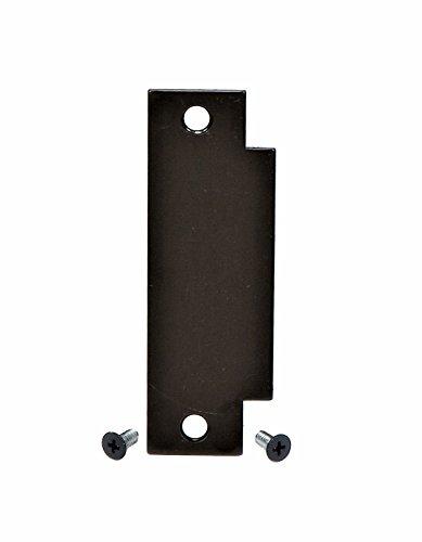(Door Filler Plate | Strike Plate Filler | For Cylindrical Lock Latch Prep | 1 1/4 x 4 7/8