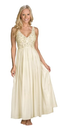 Shadowline Stretch Lace Bodice Gown