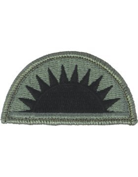 41st Infantry Division ACU Patch with Fastener - Military Acu Patches