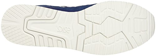 Asics Blu Asics Gel Ginnastica da Uomo Blue White III Scarpe Lyte wBCaxwFq